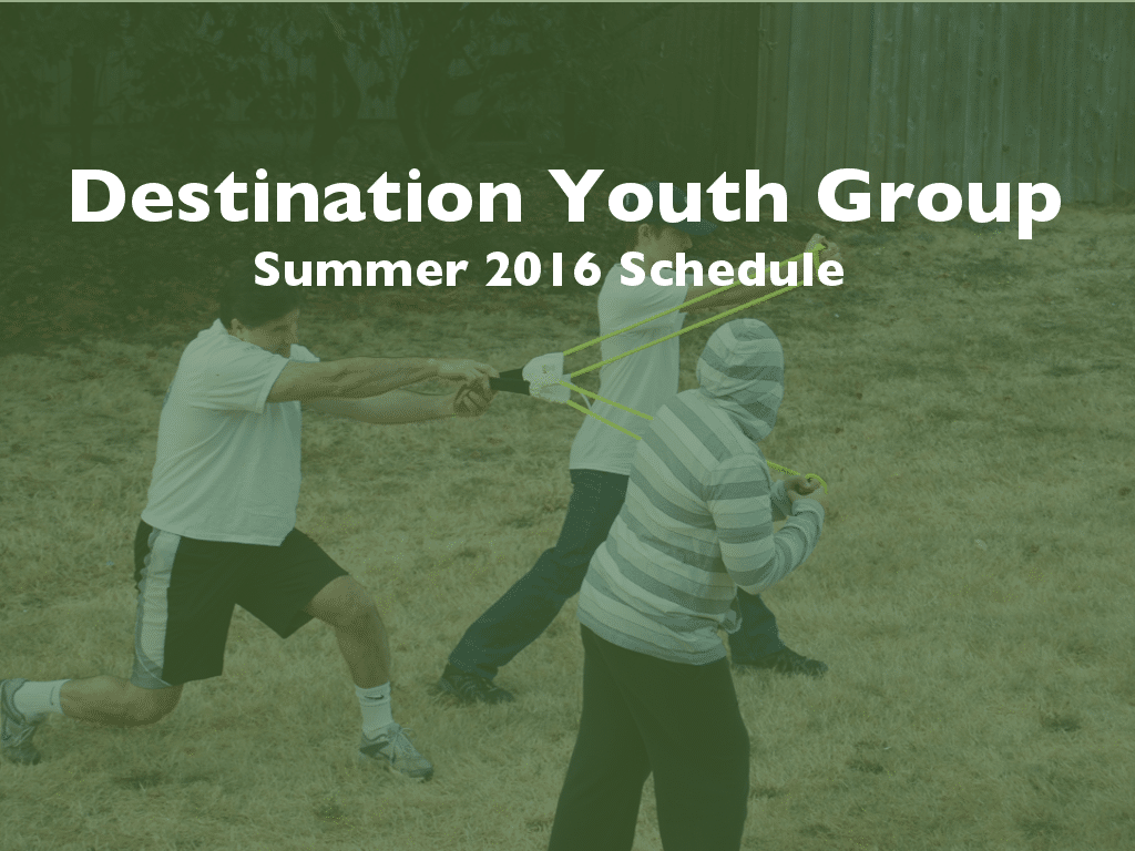 Destination Youth Group