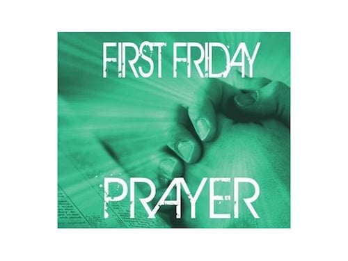First Friday Prayer